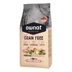 Ownat Just Grain Free Adult Cat