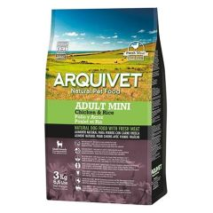 Arquivet Adult Mini Chicken & Rice (Frango e  Arroz)