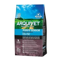 Arquivet Puppy Junior Chicken & Rice (Frango e  Arroz)