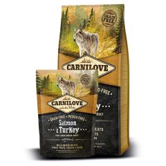 Carnilove Adult Large Salmon & Turkey