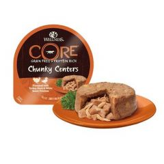 Wellness Core Chunky Centers Pavo y Pato