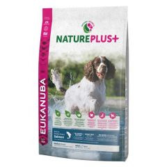 Eukanuba Nature Plus + Salmon Medium