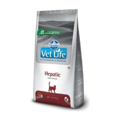 Farmina Vet Life Hepatic Gato