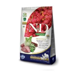 Farmina N&D Grain Free Quinoa Digestion Cordero Perro