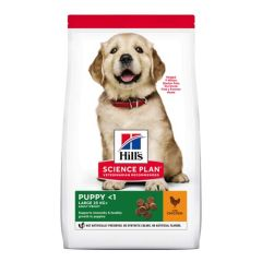 Hill's Science Plan Canine Puppy Large Breed Frango