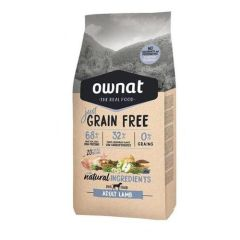 Ownat Just Grain Free Lamb (Cordeiro)