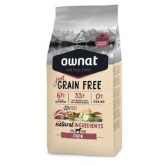 Ownat Just Grain Free Duck (Pato)