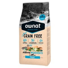 Ownat Just Grain Free Trout (Trucha)