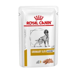 Royal Canin Dog Urinary S/O Ageing +7 (Sachês)