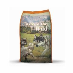 Taste of the Wild High Prairie Puppy (bisonte e veado)