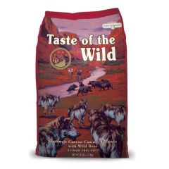Taste of the Wild SouthWest Canyon (boi e javali)