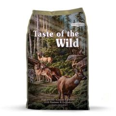 Taste of the Wild Pine Forest (Cervo)