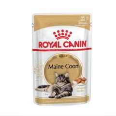 Royal Canin Cat Maine Coon (Sobres) 85 gr x 12