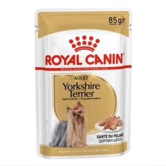 Royal Canin Dog Yorkshire Adult (Sobres) 85 gr x 12