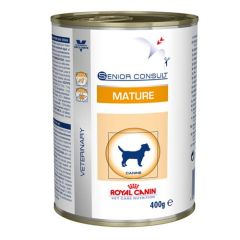 Royal Canin Dog Mature (Latas) 400 gr x 12