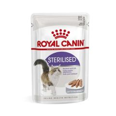 Royal Canin Cat Sterilised Adult (Sobres) 85 gr x 12