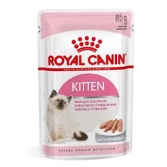 Royal Canin Cat Kitten (Latas) 85 gr x 12