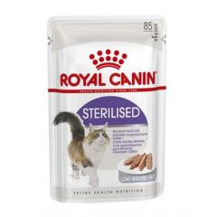 Royal Canin Cat Sterilised (Latas) 85 gr x 12