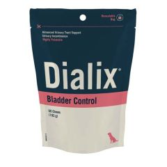 Dialix Bladder Control Canine (60 snacks)